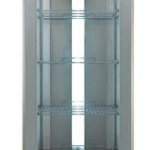 1 Glass Door Digital Freezer, 670lt (-20/ -15)