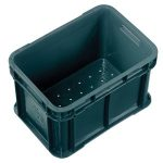 20L Nally Vented Base Crate