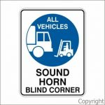 ALL VEHICLES SOUND BLIND CNR