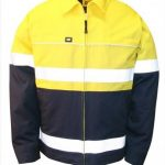 CAT HiVis Reflect Tape Jacket