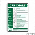Display Sign Cpr Chart