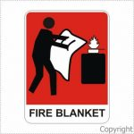 Fire Blanket and Picto