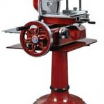Heritage Flywheel Slicer and optional Stand NS330M and NSCIS