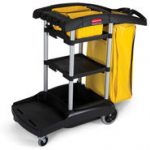 High Capacity Cleaning Cart 9T72