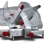 Manual Gravity Feed Gear Driven Slicer Heavy Duty – NS350HDG
