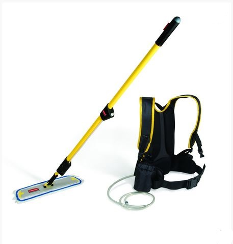 Q979 Flow Flat Mop Finish Kit 3d Equipment