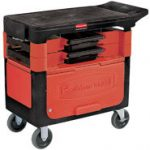 Rubbermaid 6180 – 88 Trades Cart with Cabinet