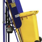 Bin lifter Rugged – Handpump(100kg)