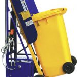Bin Lifter Rugged – Powered(150kg)