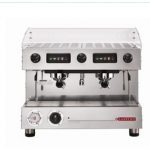 San Remo Capri Coffee Machine LS1101 - White