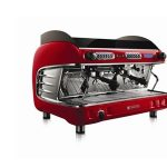 San Remo Verona Coffee Machine SRVTCS2G - Red