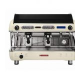 San Remo Verona Coffee Machine SRVTCS2G - Ivory