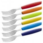 Scanpan 6PC Steak Fork Set